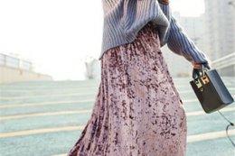 夏季半身裙怎么穿搭?小清新搭配技巧提升淑女气质