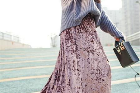夏季半身裙怎么穿搭?