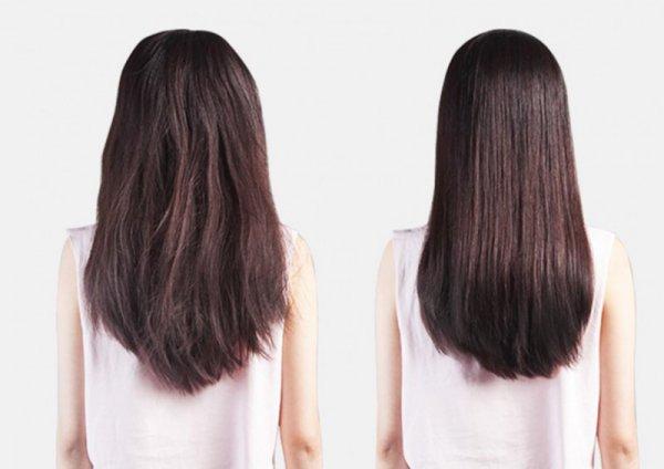 头发自然干和吹干的区别