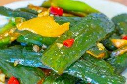 黄瓜怎么腌制又脆又好吃?腌黄瓜的做法大全家常配方