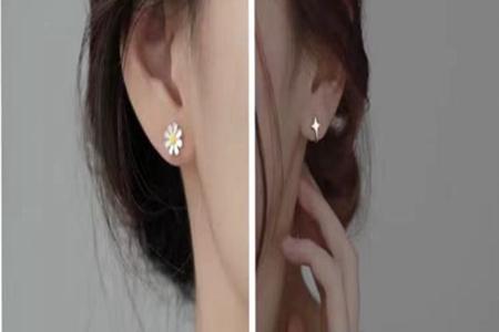 耳饰样式的选定方法