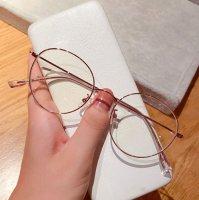 眼镜框选购须知 金属流线眼镜长什么样