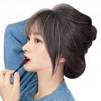 刘海要适合脸型 剪法式刘海怎么跟理发师说
