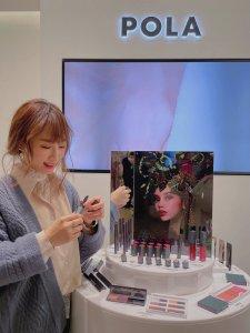 POLA线下美容护理概念店终于来深圳了!