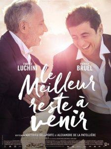 感动年度第一的法语电影,笑到哭悲伤到哭