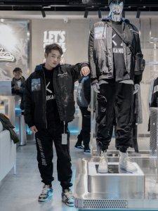 杭州探店众多明星同款上身超丰富设计国潮