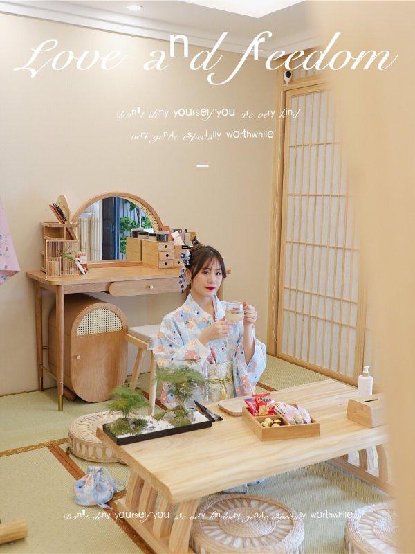 广州可以换装拍和服的美容院