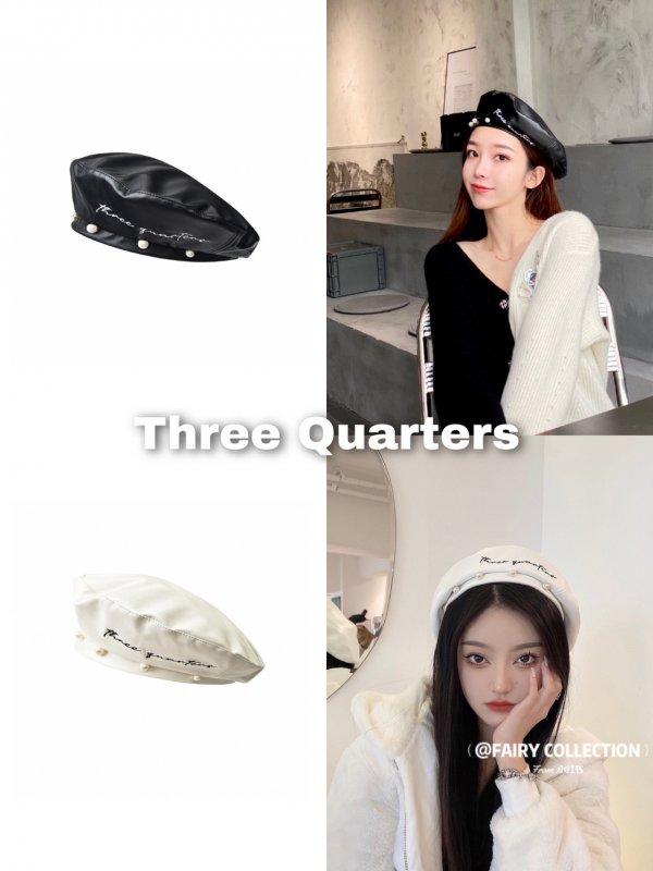 配饰小众品牌分享第46-2Three Quarters