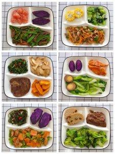 一周健康减脂餐食谱|附详细三餐|片尾彩蛋