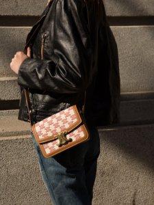 Celine新款新年要get的红色系包包