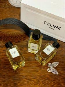 Celine 香水新品套盒测评