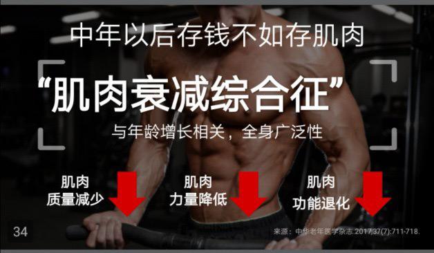 运动减肥,增肌减脂效果提升5-6倍