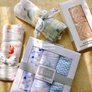 孕期囤货宝宝到底需要多少纱布包巾