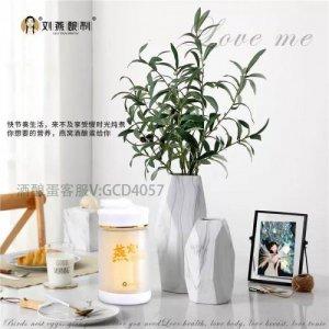 刘燕酿制丰胸产品真的管用 自然健康