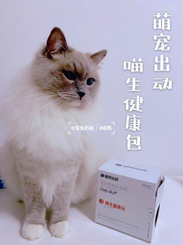 猫崽们的每日坚果|DearDeal喵生健康包