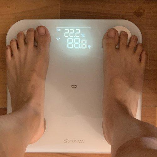 佛系无运动无痛苦小基数减肥半年102瘦到88