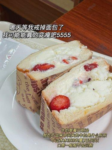 在校记录饮食Day24我能戒掉面包吗请问?