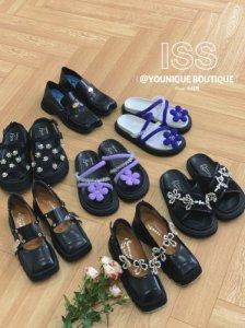 小众品牌种草丨ISS新款春夏时髦单鞋推荐