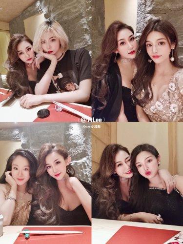太太们的聚会深圳上海日料2大明星店合作