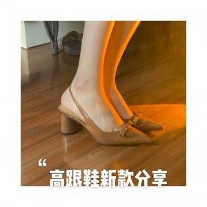小ck高跟鞋新款分享凉鞋高性价比好穿低跟