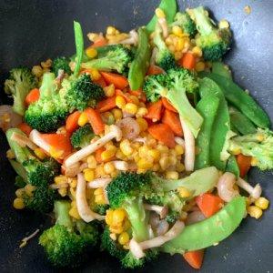 最近在学习尹正焖菜,分享给想减肥的姐妹