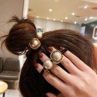 头发不能油腻 网红蓬松丸子头扎法