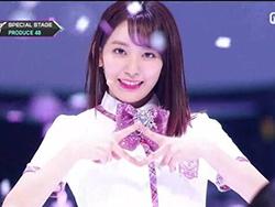 Produce48主题曲个人直拍TOP12出炉 日本训练生更多?