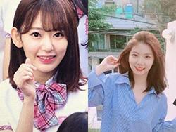 《Produce48》最新实时排名 小樱花第五小姐姐飙升首先