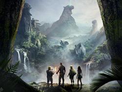 《勇敢者的游戏》讲的是什么 巨石强森毒舌变化游戏角色