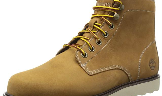 男生马丁靴鞋带系法 这些帅气又易学