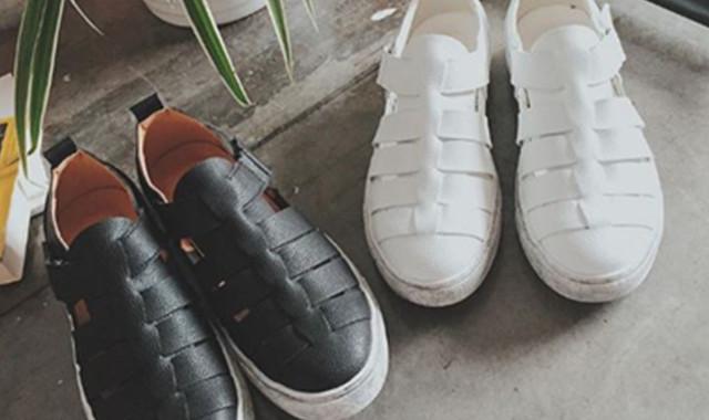 男士罗马鞋怎么配 几个建议帮你帅出新高度