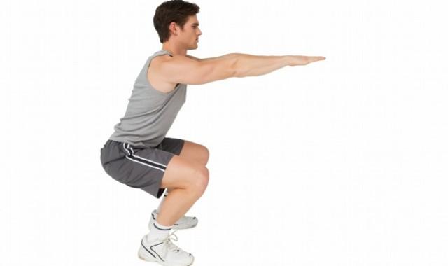 深蹲锻炼哪里的肌肉 你真的了解吗