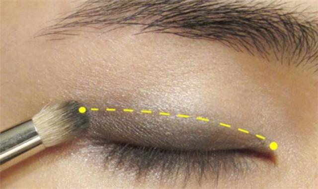 单眼皮眼妆教程图解 如何解决眼睛化妆问题