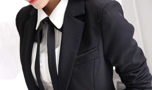 女生冬天面试穿什么衣服 想要更轻易进入职场就这样