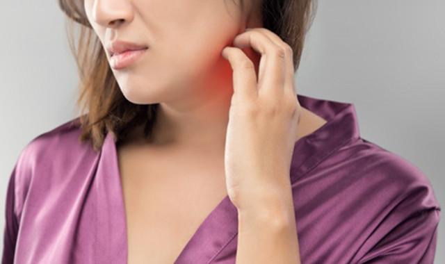 皮肤起红疹子什么原因 有哪些需要注意事项