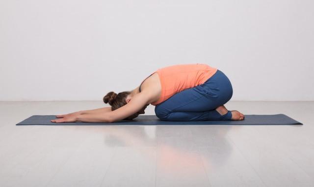 练瑜伽能长高吗 这些你应该知道