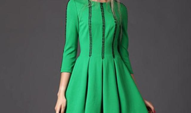 秋季新款女装连衣裙如何搭配更显魅力 知道的人都更好看了