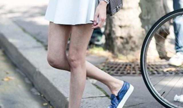 a字裙搭配什么鞋子 依据季节选择很重要