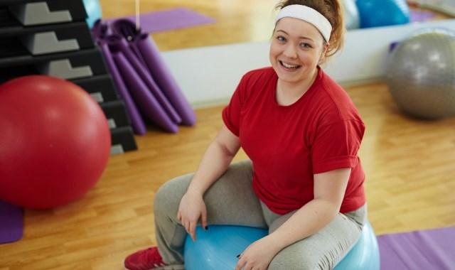 虚胖运动减肥方法 让你健康瘦下来