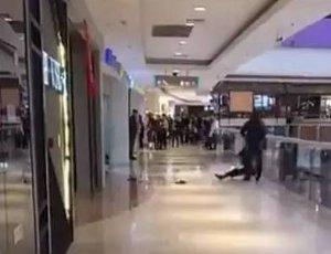 男子商场暴打女友 如何避开暴力男