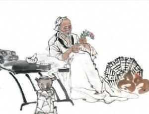 111岁老寿星分享长寿秘籍 四种食物养生