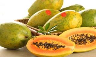 木瓜怎么吃丰胸效果好?分享6种吃法