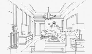 室内设计 多样的设计图稿送给你