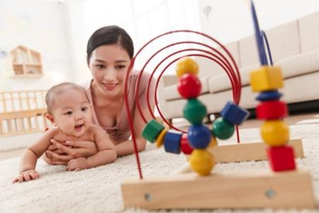 宝妈们学着这样做 能让宝宝记忆力大大提高