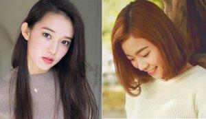 方脸合适短发还是长发 大方脸的女生合适怎样的长发发型