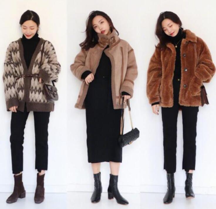 现在已到了秋冬换季之时 今年冬季流行什么女装?