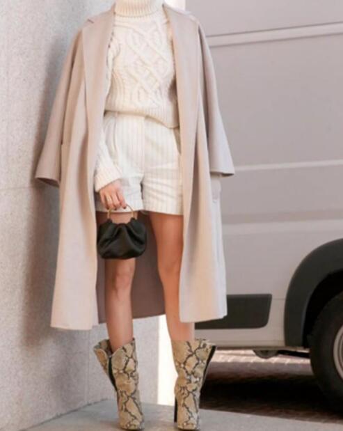 在去年的冬天 插秧靴是什么鞋?怎么搭配衣服
