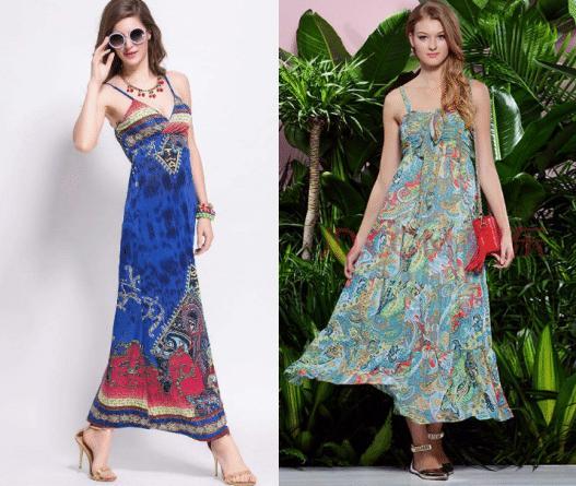 自身审美上的差异 女人穿裙子需要注意什么