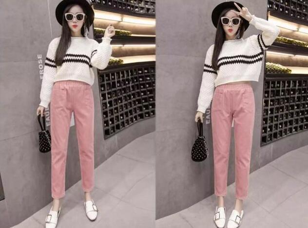 春天是花�_的季� 今年流行的什么粉色衣服?