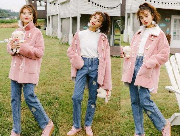 春季里 短外套怎么搭配牛仔裤?